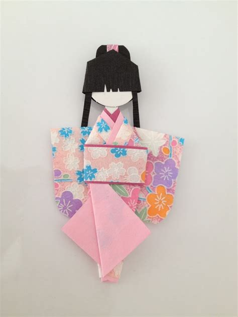 How To Make Japanese Paper Dolls - japanese paper dolls hedera 蔦の人生