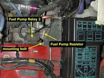 Relay Fuelpump Cut Relay Fuelpump Honda Accord Prestige mainenance repair questions my car keeps cutting