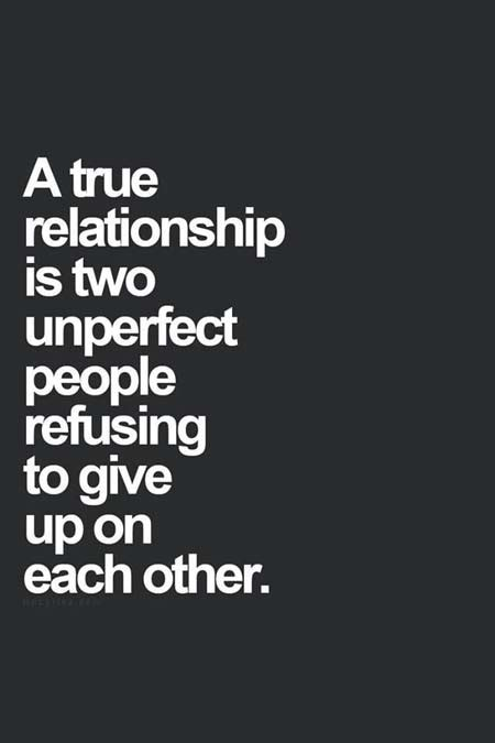 A Relationship Quotes