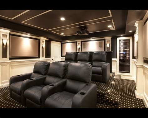 home theater room decor aldie theater traditional home theater dc metro by