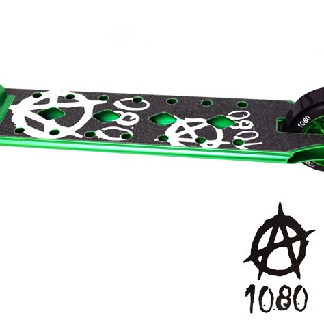 1080 Judge Stunt Scooter Alloy Custom Deck 110mm Wheels   eBay
