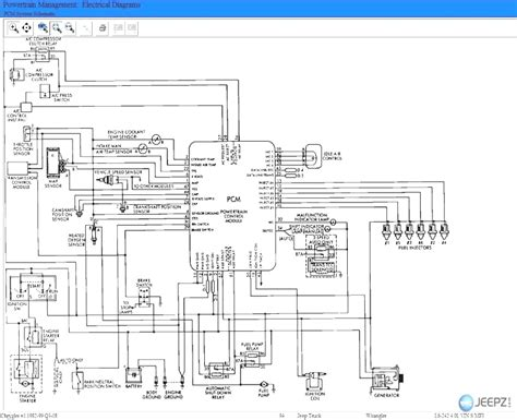 wiring diagram for to ecu 1998 grand 50