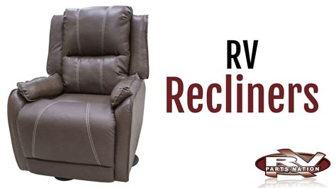 rv rocker recliner rv recliners youtube