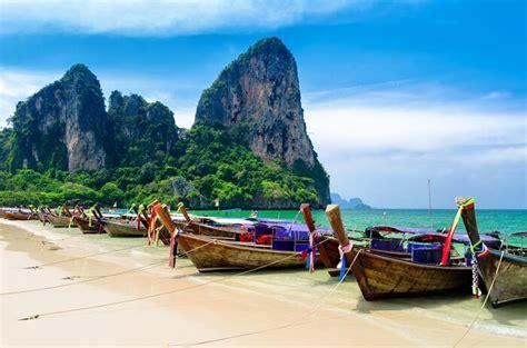 places  visit  krabi   spots   great thai