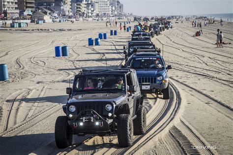 city jeep ocean city jeep week 2016 fun in the sun drivingline