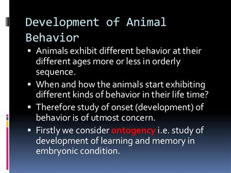 pattern of behaviour synonym image gallery ethology diagram