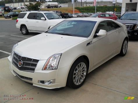 White Cadillac Cts by Cadillac Cts White Coupe