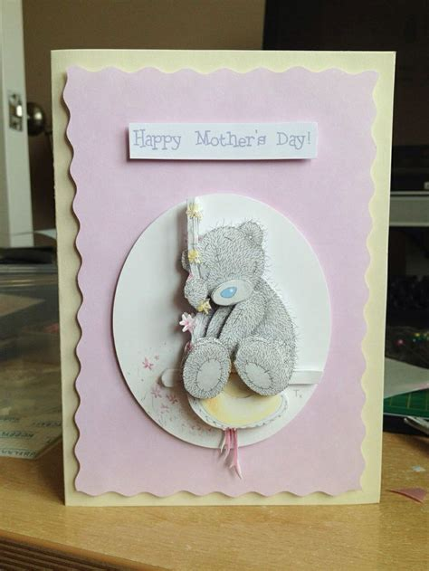 Handmade Teddy Cards - 70 best images about me to you cards on