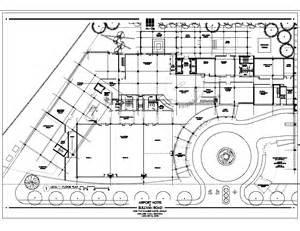 Hyatt hotel lobby plan