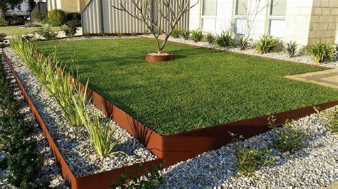 Metal Garden Edging Ideas Metal Edging Ideas Garden Landscape Edging Advantages