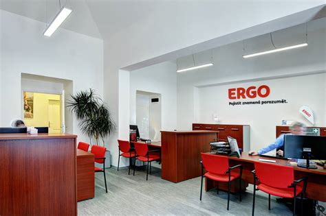 Insurance Office by Office Spaces Of Ergo Insurance Company Apto A S