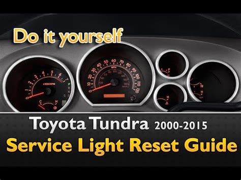how to reset maintenance light on toyota tundra how to reset low tire pressure switch toyota tpms doovi