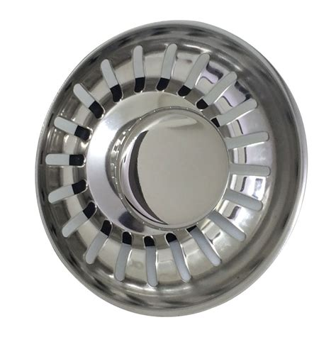 lira italy sink strainer 008445 replacement for franke basket strainer waste style
