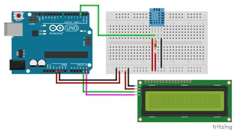dhtdht sensor  arduino tutorial  examples