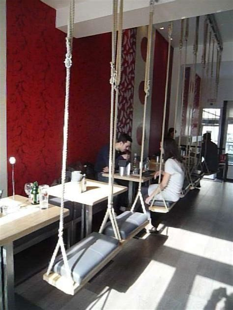 crazy swing 25 best ideas about modern restaurant design on pinterest