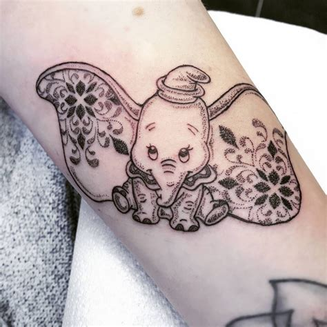 dumbo tattoo dumbo jherelle jherellejay su instagram