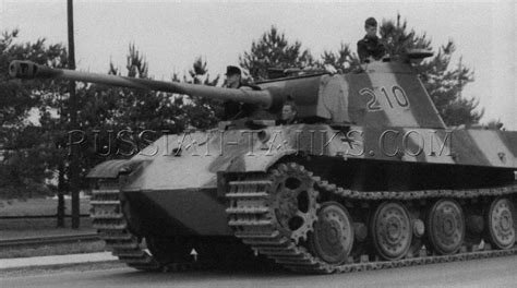 Chief Hybrid Panthera panther ii non 232 un paper panzer zimmerit forum