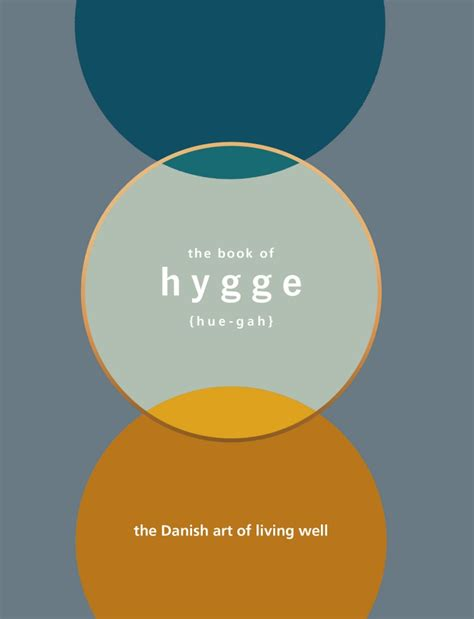 The Book of Hygge, The Danish Art of Living Well by Louisa Thomsen Brits