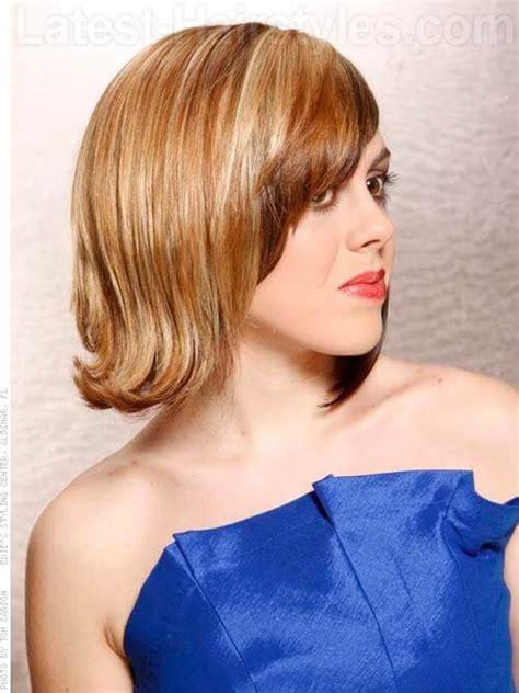 pics of slanted haircuts slanted part hairstyles angled bob hairstyles part 2