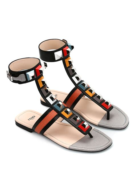 fendi sandals flat sandals by fendi sandals ikrix