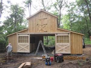 Monitor Style Barn Plans Monitor Barn Build Youtube
