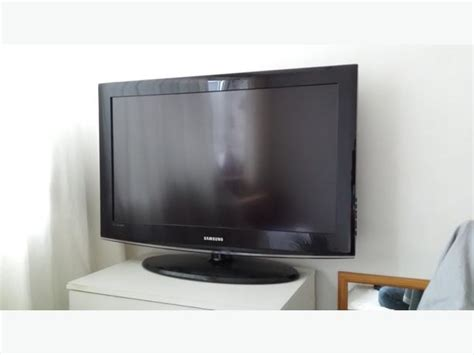 Tv Lcd Samsung 32 Inch Bekas samsung 32 inch le32a457 hd ready freeview widescreen lcd