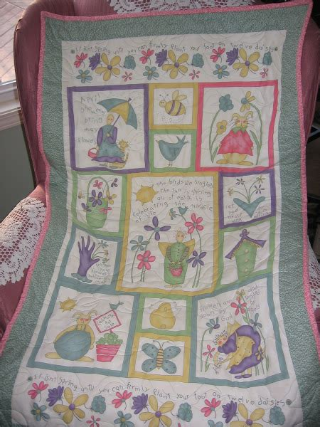 Posie Patchwork - patchwork and posies