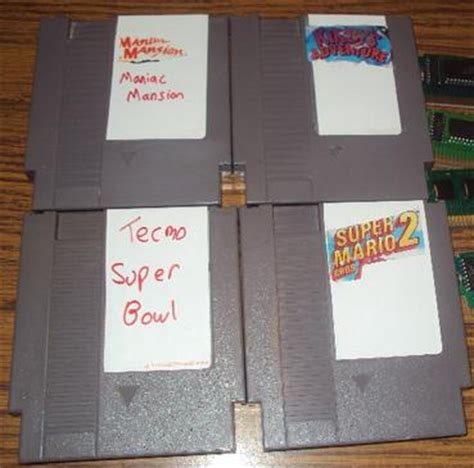 Snes Label Template by The Poor Student Hobbyist How To Make An Nes Reproduction