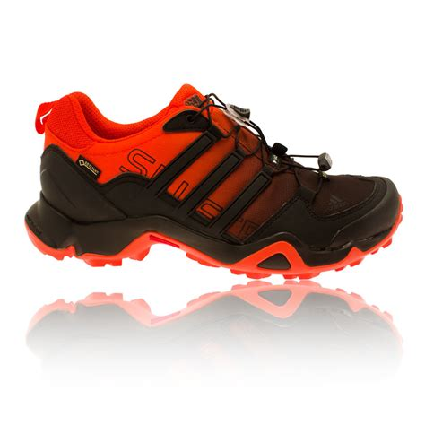 Adidas Sport Rubber Black Orange adidas terrex r mens orange black tex