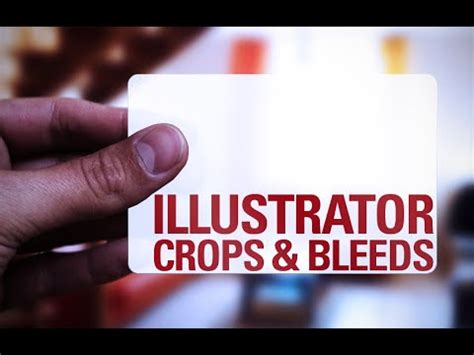 Bleed Marks For Business Cards