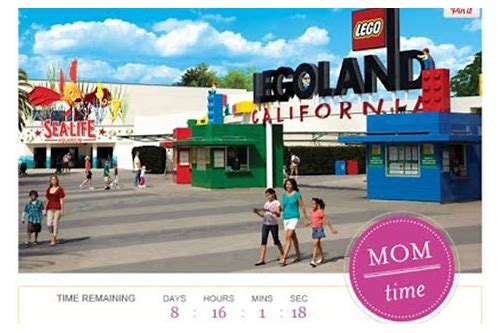 package deals for legoland california