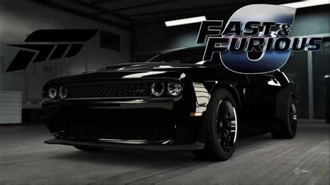 dominic challenger fast and furious 6 dominic toretto s srt challenger