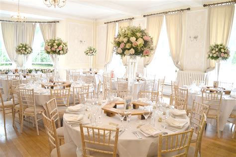 Wedding Reception Flower Arrangement by Pink And White Vase Reception Table Flowers