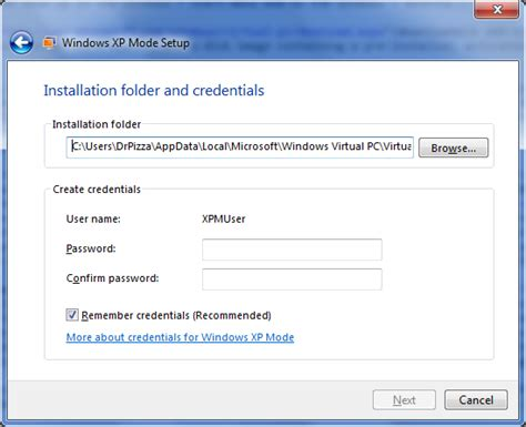 reset password virtual xp mode windows 7 s xp mode what it is how it works who it s
