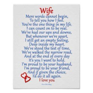 anniversary poems for husband from wife | anniversary poem
