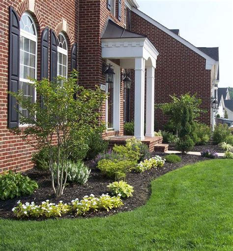 Landscaping Ideas For Front Yard On A Budget Front Yard Landscaping Ideas On A Budget 22 Besideroom