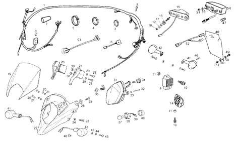 derbi senda wiring diagram 26 wiring diagram images