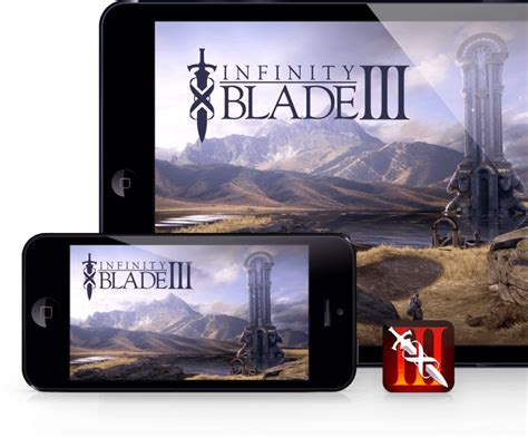 infinity blade 3 app store infinity blade iii available now on the app store techspot