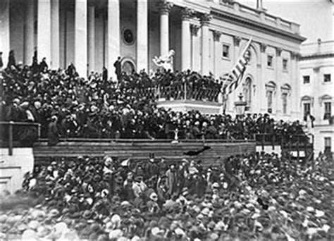 what date did abraham lincoln die abraham lincoln s second inaugural address