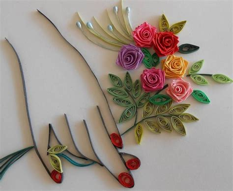 512 best quilling images on pinterest paper quilling 512 best quilling plants flowers images on pinterest