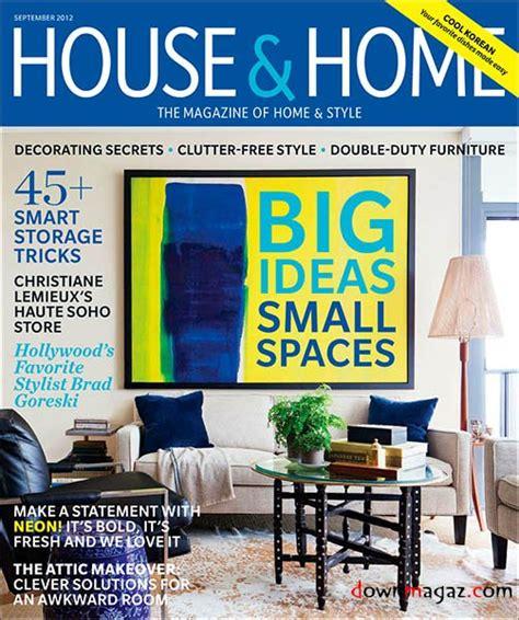 intra design september 2012 house home september 2012 187 download pdf magazines