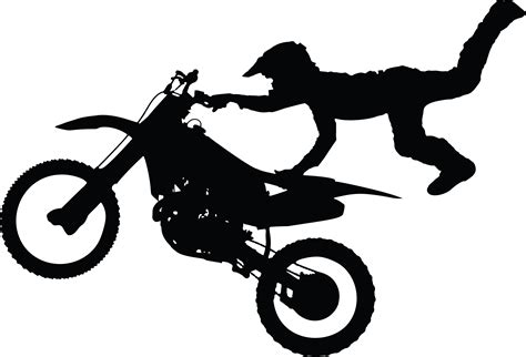 clipart collection free dirt bike clipart free collection