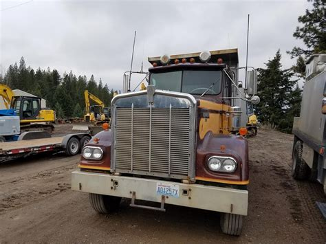 kenworth for sale wa kenworth trucks in washington for sale 207 used trucks