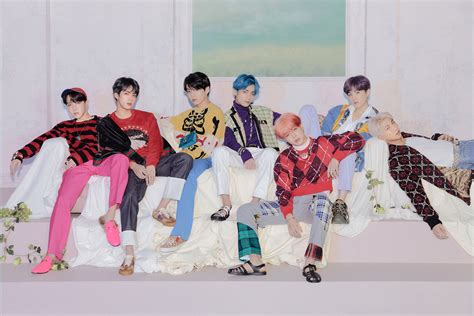 bts map   soul persona album review rolling stone