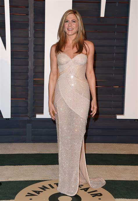 Vanity Fair Aniston by Aniston Photos Photos At The Vanity Fair Oscar Zimbio