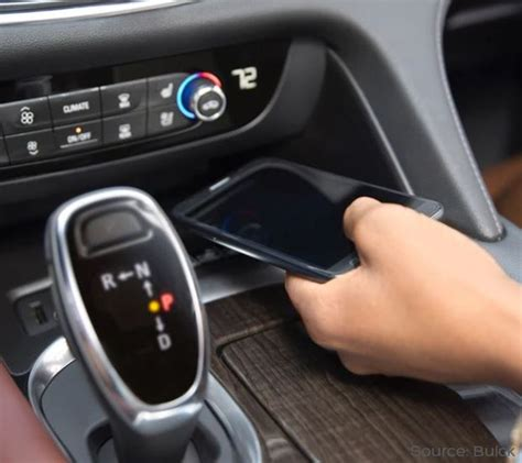 buick wireless charging aircharge
