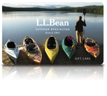 Llbean Gift Cards - llbean gift card delivered free by mail tattoo design bild