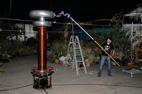 Big Tesla Coil Tesla Coil Flickr Photo