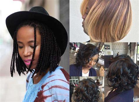 Taglio Bob per ragazze di colore: una nuova gallery!