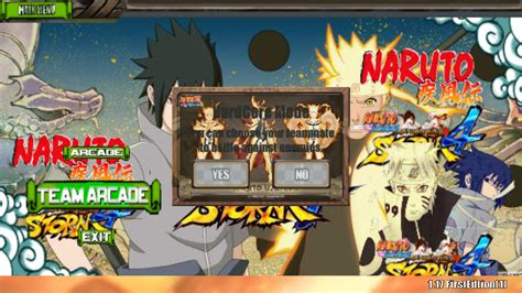 download game naruto ultimate mod naruto shippuden ultimate ninja storm 4 v2 0 mod apk